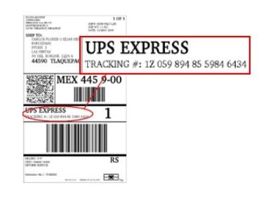 ¿Cómo rastreo un envío por paquetería postal?
