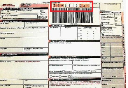 Como rastrear un envio de fedex sin numero de guia