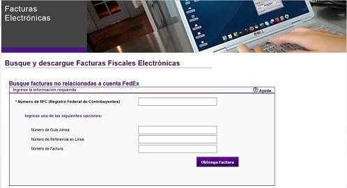Factura electrónica 3