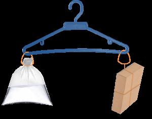 Como pesar un paquete sin báscula