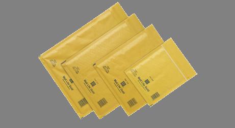 Guía de Embalaje - Sobres para envíos