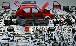 Embalaje de Autopartes y piezas mecánicas