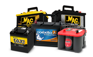 Baterías de Electrolito Envío por paquetería