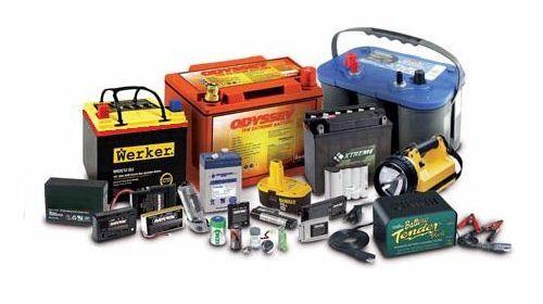 Envío de Baterías por paquetería